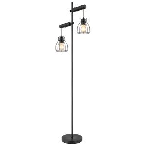 GLOBO MINA 15326-2SNB Stojanová lampa