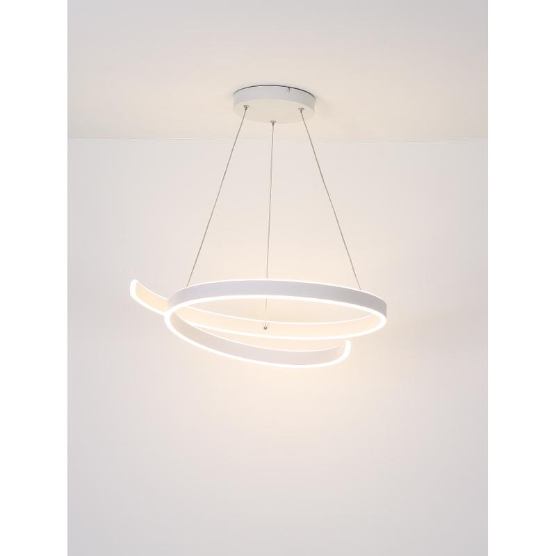 GLOBO VICTORIA 67202-80HW Lampa wisząca